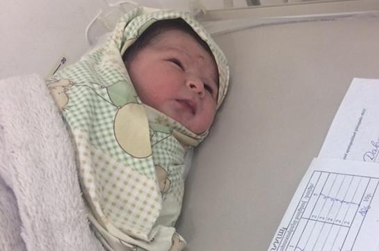 2018-ի առաջին եռամսյակում Արցախում ծնվել է 527 երեխա