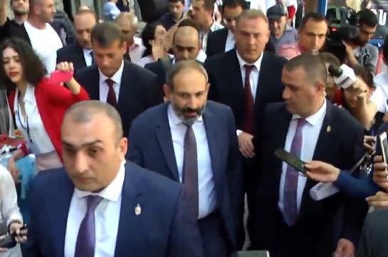 Никол Пашинян: Россия не будет препятствовать активизации отношений Армения – Иран