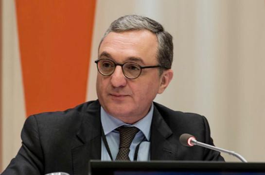 Глава МИД Армении: Вопрос признания Израилем Геноцида армян имеет мировое значение