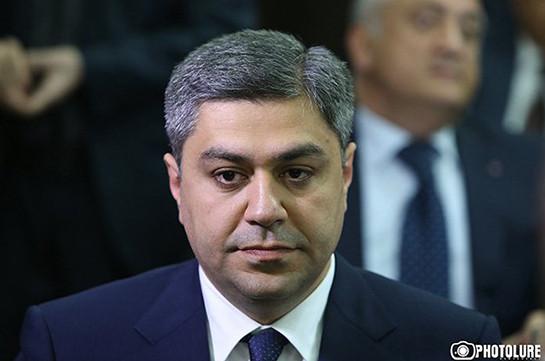 Артур Ванецян: СНБ Армении приступает к действиям, только если владеет достоверными сведениями