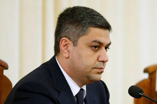 Артур Ванецян: В Службе национальной безопасности будут проведены структурные изменения