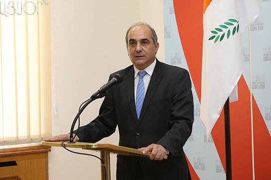 В нашем сотрудничестве нет какого-либо партийного подхода – председатель Палаты представителей Кипра