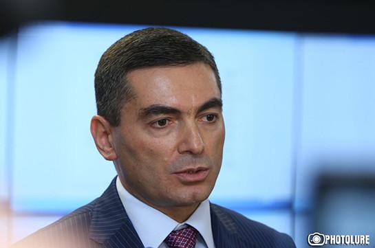Вахтанг Мирумян освобожден с должности замглавы Комитета по государственным доходам Армении