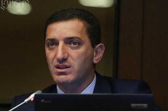 Заявление директора СНБ не наносит вреда депутатам нашей фракции – Геворк Петросян