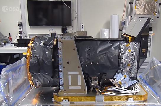Նոր աստղադիտակը կօգնի ուսումնասիրել էկզոմոլորակները (Տեսանյութ)