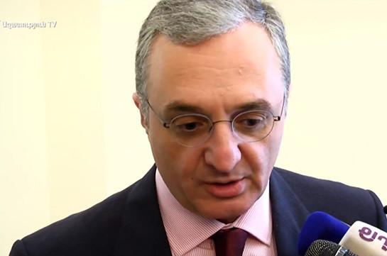 В отношениях Армении и ЕС существует большой прогресс – глава МИД
