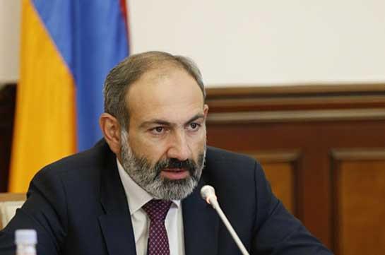 Никол Пашинян: Боеспособность ВС должна соответствовать прогнозируемым военным угрозам и характеру войны