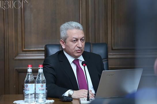 Госдолг Армении стабилизировался – министр финансов