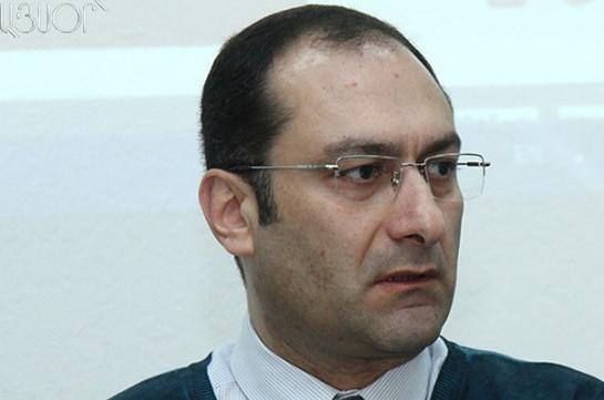 Министерство юстиции напрямую не связано со справедливым судебным разбирательством – Артак Зейналян