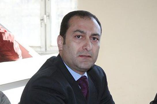 Не найдете ни одного случая, чтобы в камерах заключенные спали по очереди – Артак Зейналян