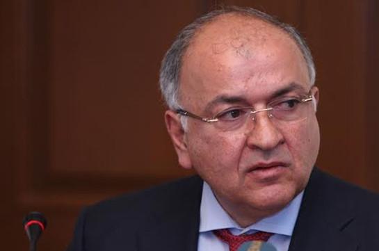 Назначены заместители министра территориального управления Армении