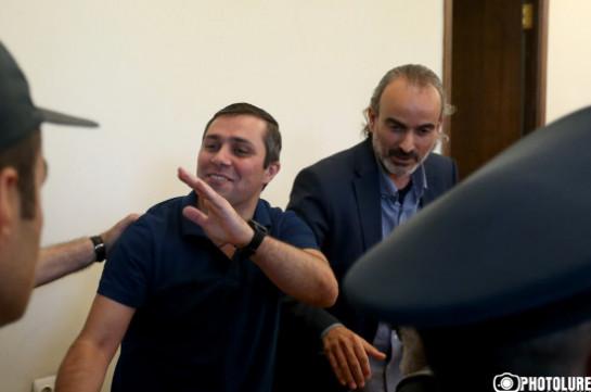 Գևորգ Սաֆարյանը և գործով անցնող մյուս մեղադրյալները ազատ արձակվեցին