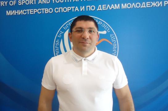 Հայաստանի ըմբշամարտի ֆեդերացիայի նախագահ է ընտրվել Ռոբերտ Խաչատրյանը