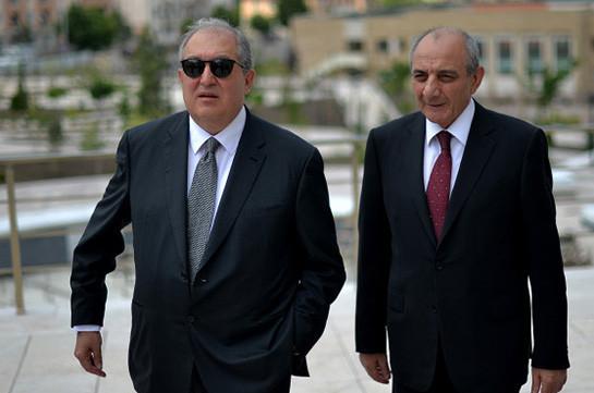 Президент Армении: Стабильность Арцаха – приоритет