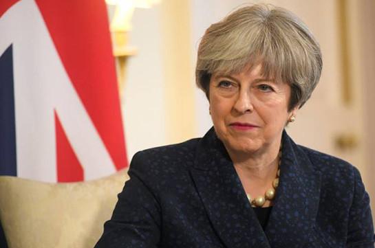 Мэй согласилась обсуждать предоставление парламенту права голоса по сделке о Brexit