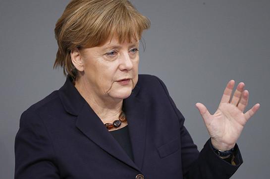 Մերկելը միգրացիայի խնդիրը ԵՄ-ի համախմբվածության համար լակմուսի թուղթ է անվանել
