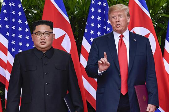 США отказались снимать санкции с Северной Кореи до полной денуклеаризации