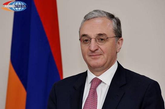 Զոհրաբ Մնացականյանը կայցելի Բրյուսել՝ մասնակցելու ԵՄ-Հայաստան գործընկերության խորհրդի նիստին