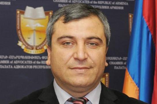 Մանվել Գրիգորյանին ազատությունից զրկելուն համաձայնություն տալու մասին միջնորդագիրը ԱԺ-ն կարող է քննել միայն սեպտեմբերի 10-ին. Փաստաբան