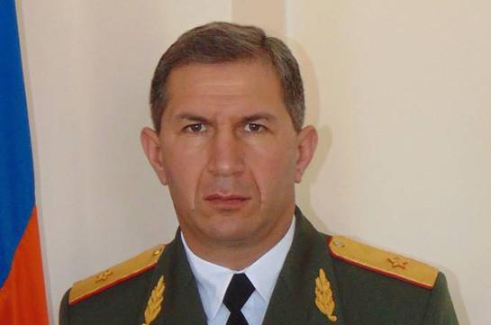 Президент подписал указы о новых назначениях в ВС Армении