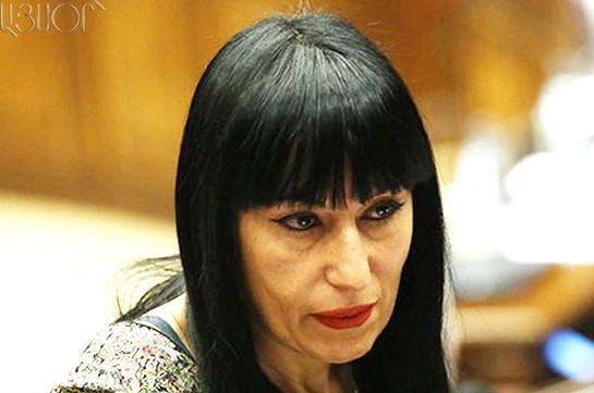 Наира Зограбян: Манвел Григорян – «рядовой мародер»