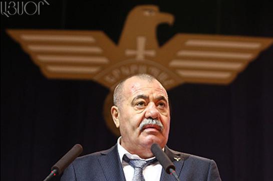 Манвел Григорян арестован на два месяца