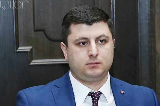 Тигран Абраамян: На передовой довольно активны подразделения спецназначения ВС Азербайджана