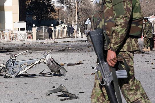 Աֆղանստանում թալիբների հարձակման հետևանքով առնվազն 30 զինվորական է մահացել