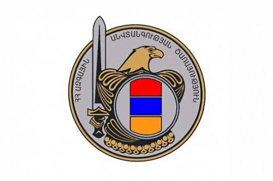 В нескольких воинских частях выявлены случаи присвоения топлива и запчастей – СНБ Армении