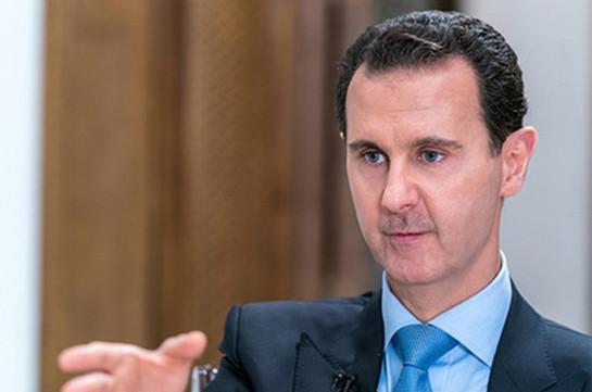 Асада обвинили в измучивании собственного народа