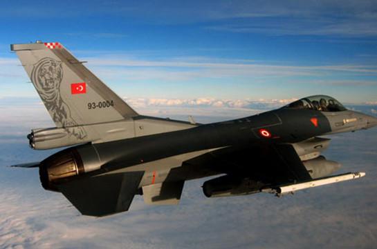 ВВС Турции нейтрализовали 15 членов РПК на севере Ирака