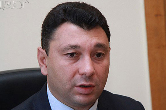 Никогда не обладал специальной информацией о той или иной персоне – Эдуард Шармазанов о задержании Александра Саргсяна