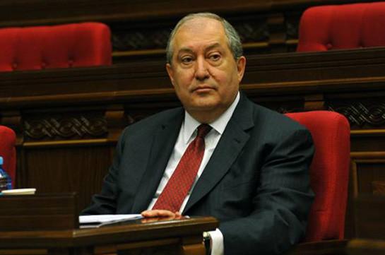 Президент Армении подписал закон «О накопительных пенсиях»