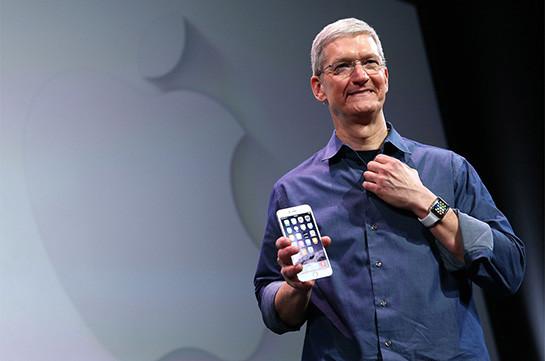 Тим Кук: «Пост гендиректора Apple — привилегия, которая выпадает раз в жизни»
