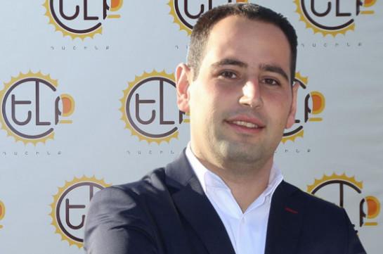 Давид Худатян назначен исполняющим обязанности руководителя общины Армвавир