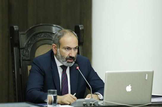 Никол Пашинян назначил вице-губернаторов Сюника и Гегаркуника
