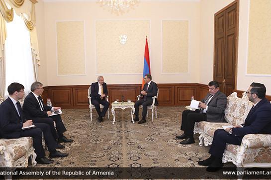 Армения может стать мостом между ЕАЭС и ЕС – Ара Баблоян