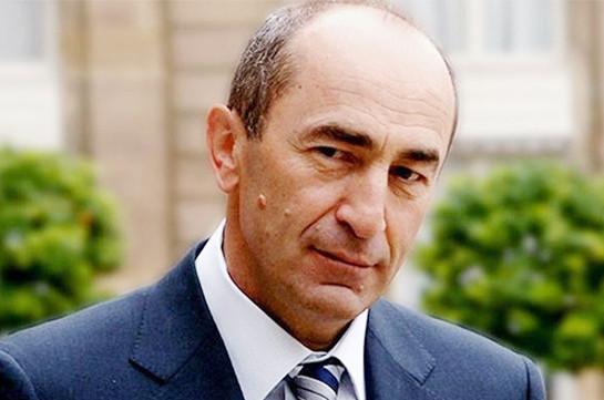 Роберт Кочарян вызван на допрос по делу 1 марта 2008 года