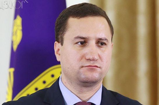Внутренние войска полиции Армении имеют другие функции и выполняют другие задачи: Тигран Балаян ответил МИД Азербайджана