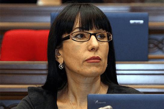 Фракция «Царукян» не поддержала предложение коллеги от РПА по Избирательному кодексу Армении