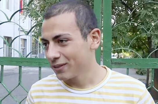В Азербайджане считают неконструктивным решение сына Никола Пашиняна служить в Арцахе