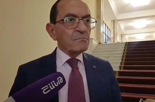Шаварш Кочарян: Армения строит свои отношения с соседними государствами с учетом собственных интересов