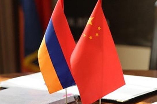 ՀՀ ԶՈՒ ներկայացուցիչները Չինաստանում քննարկում են ռազմատեխնիկական համագործակցության հարցեր