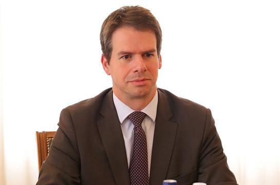 Ֆրանսահայ, ինչպես նաև ֆրանսիացի ներդրողների շրջանում հետաքրքրությունը Հայաստանի նկատմամբ աճել է. Ժոնաթան Լաքոտ