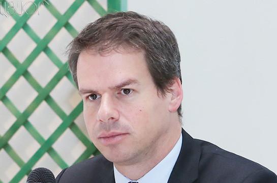 Посол Франции: Карабахский конфликт не может иметь силового решения