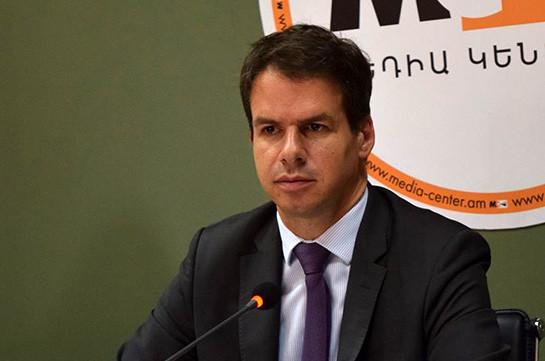 ՀՀ-ԵՄ վիզաների ազատականացումը հնարավոր կլինի, երբ Հայաստանը կետ առ կետ կկատարի անհրաժեշտ պայմանները. Ֆրանսիայի դեսպան