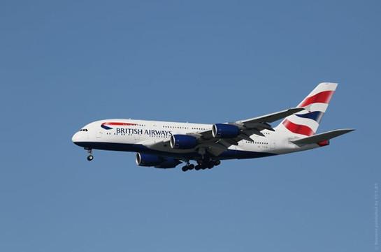 British Airways-ի օդանավը Բաքվում վթարային վայրէջք է իրականացրել