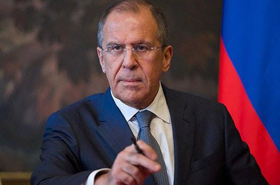 Лавров назвал «идеальный» итог встречи Путина с Трампом