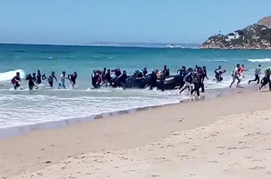 Իսպանիան, Պորտուգալիան և Ֆրանսիան 50-ական փրկված ներգաղթյալի կընդունեն