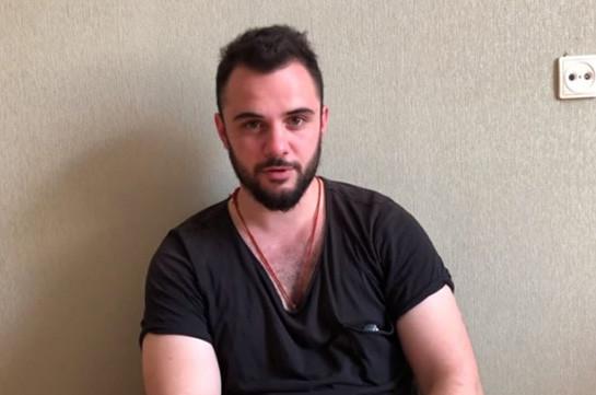 МИД Армении находится на связи с видеооблогером Владом Мовсесовым